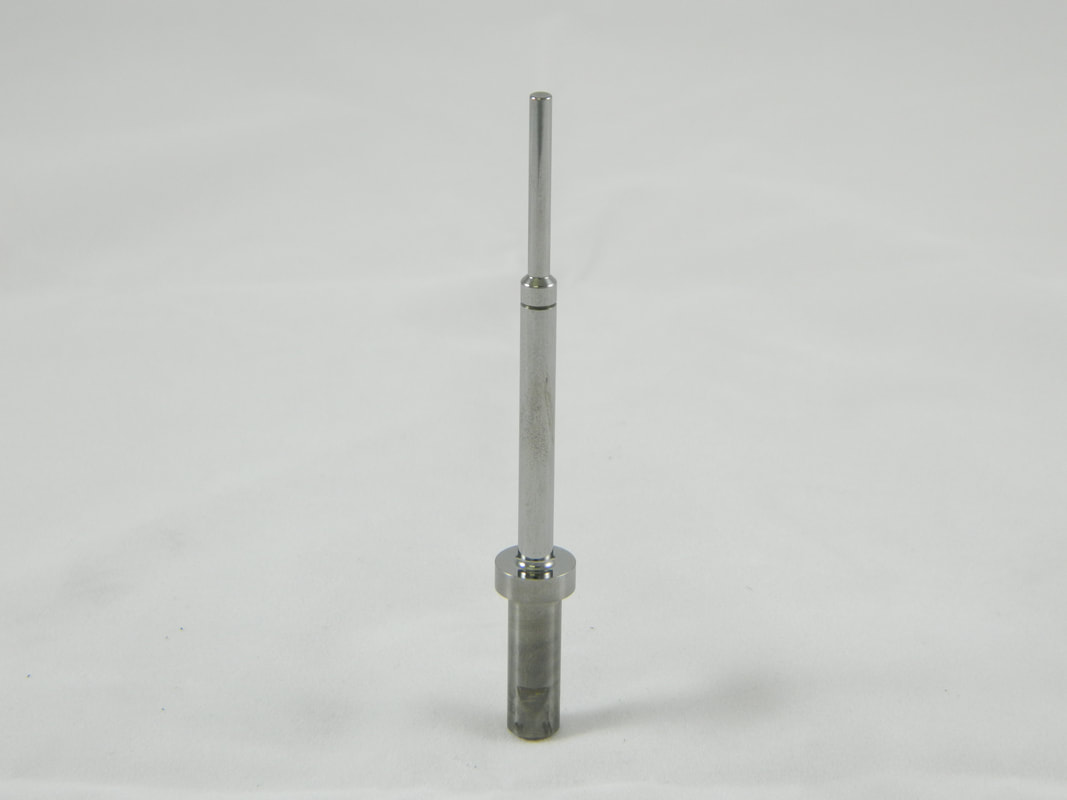 Carbide Mold Spindle Punch