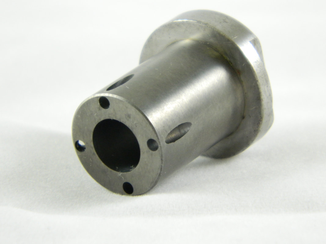 Direct Coolant Hole Carbide Bushing
