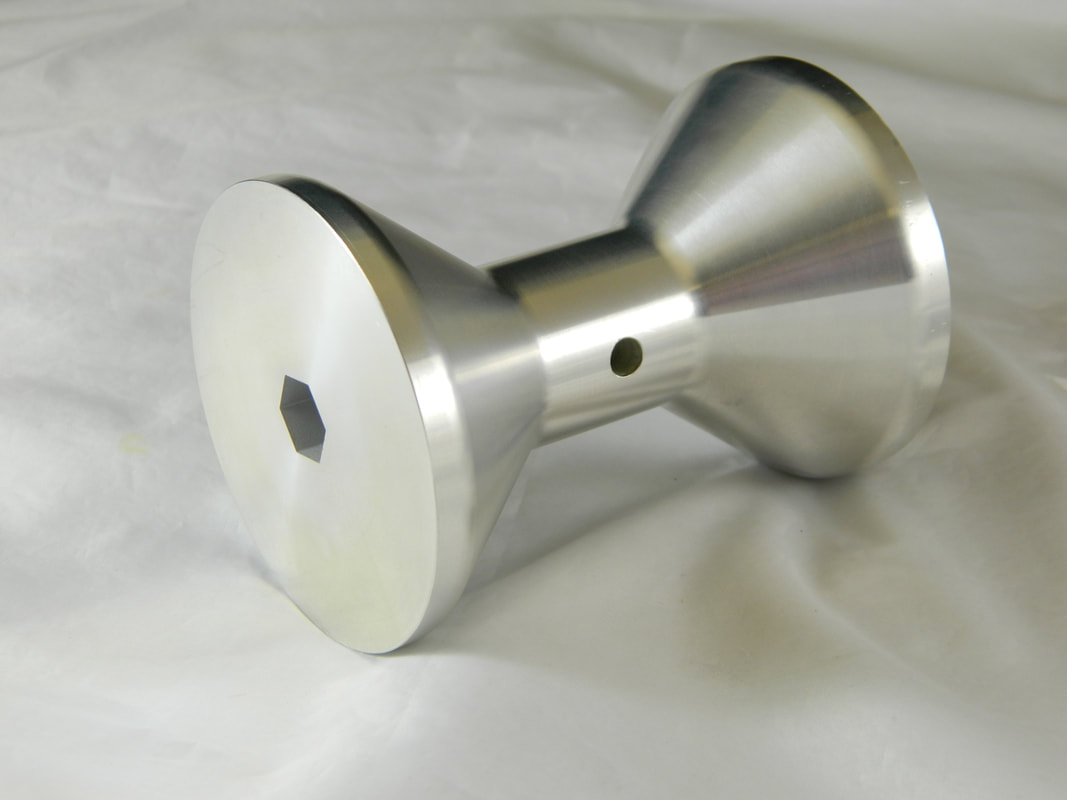 Special Turned Aluminum Components